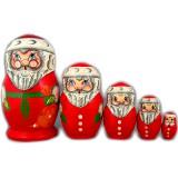 Новый Год и Рождество 5 мест Дед Мороз60