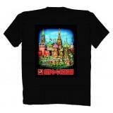 Футболка XXL Москва Красная Площадь,...