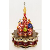 Музыкальный собор - макет Храм...