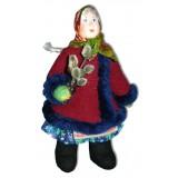 Кукла авторская Галины Масленниковой...
