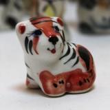 Майолика Тигр малый