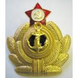 Кокарда Морские силы, ВМФ СССР