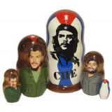 Матрешка политические лидеры Че Гевара