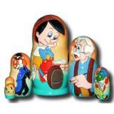 Матрешка Дисней Пиноккио