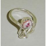 Финифть кольцо Золушка