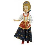 Кукла фарфоровая праздничный летний...