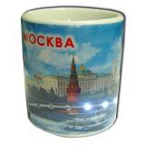 """Кружка !064-20K-3 фарфор """"Москва"""""""