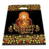 Упаковка пакет русский сувенир малый