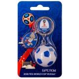 Чемпионат мира по футболу 2018 Брелок Мяч ПВХ, ЧМ2018