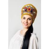 Русский народный костюм КОКОШНИКИ...