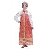 Русский народный костюм САРАФАНЫ...