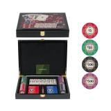 Подарок с гравировкой Настольные игры Покер rp44511, Набор для игры...