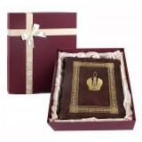 Подарок с гравировкой Фотоальбомы 0110601017/1, Фотоальбом кожаный...
