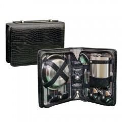 Подарок с гравировкой Подарки для мужчин Наборы для пикника Наборы походной посуды 040505039, Набор для пикника Несессер №1