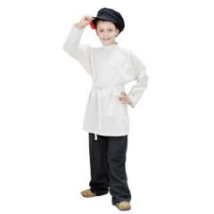 Русский народный костюм КОСОВОРОТКИ Косоворотка Мирослав МИР 00-11-00, рост 146-152