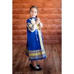 Русский народный костюм САРАФАНЫ Сарафан Алёнушка АЛН-00-02-00, рост 146-152