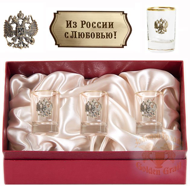 Подарки из россии для мужчин