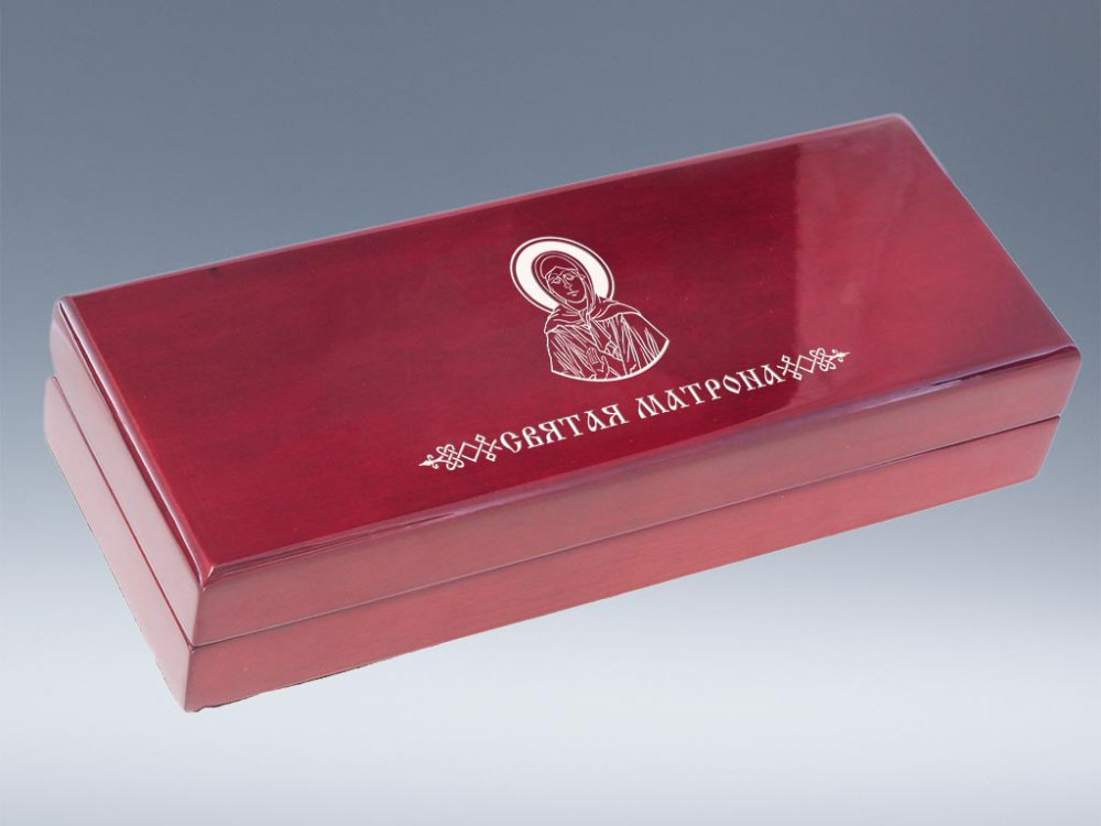 Ручка Святая Блаженная Матрона, РРП0202