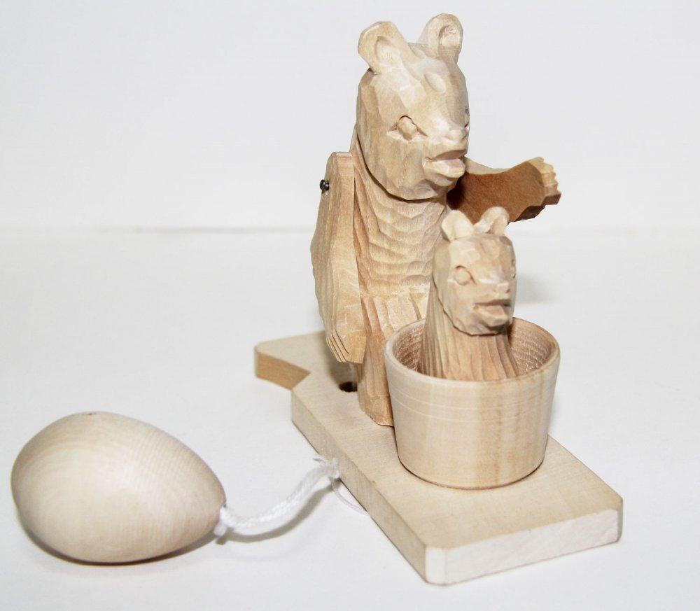 Богородская игрушка Баня