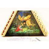 Музыкальный инструмент гусли сувенирные, муз...