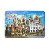 """Магнит прессованный 025-1-19K8 """"Москва..."""