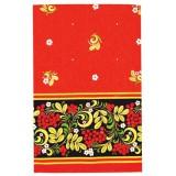 Текстиль полотенце Хохлома 2 штуки, 0.6 x 0.4 (А02001)