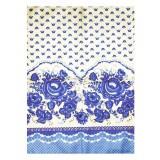 Текстиль полотенце Гжель 2 штуки, 0.6 x 0.4 (20013)