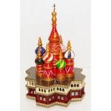 Музыкальный собор - макет Грани, невращающийся,  Храм Василия...