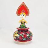 Музыкальный собор - макет Грани, вращающийся, Храм Василия...