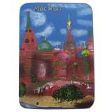 """Магнит 022-09-20-1 рельефный Premium """"Москва..."""