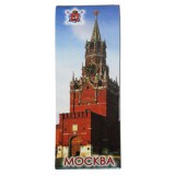 "Магнит металлический 02-1-21-2 мет. панорамный ""Москва..."