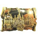 Магнит металлический 027-2GBI-19K35 глянцевый свиток Москва...