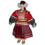 Кукла авторская Галина Масленникова А1-1 Рязанской губернии...
