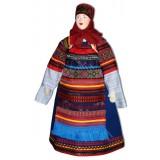 Кукла авторская Галина Масленникова А1-13 Московской губернии...