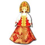 Кукла большая АР3-красная