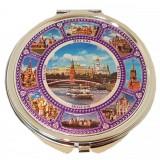 "Зеркало 316CHE-K8-17 Зерк.фольг.к8.пл.д7""Москва.Панорама"""
