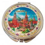 "Зеркало 317CHE-20 зерк. металографика пл.D7 ""Москва..."
