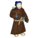 Кукла авторская Галина Масленникова А2-17 Мужик в армяке