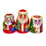 Новый Год и Рождество наперсток Дед Мороз