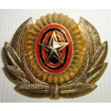 Кокарда офицерская армии России