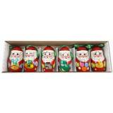 Новый Год и Рождество елочная игрушка набор Дед Морозы 6...