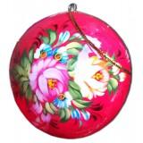 Новый Год и Рождество елочная игрушка шар мал новогодний в стиле...