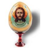 Яйцо пасхальное деревянное Спаситель