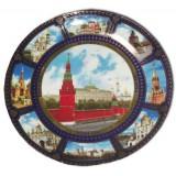 "Тарелка 20-K8-22 фарфор D20 ""Москва, Набережная"""