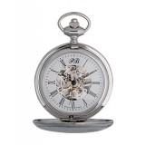 """Часы карманные скелетон, """"Русское время"""", 2131879"""