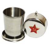 Сувенир с Российской и Советской символикой Стакан средний,...