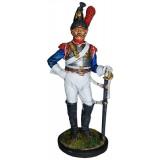 Солдатик оловянный Наполеоновские войны Кирасир 3-го кирасирского...