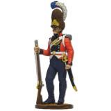 Солдатик оловянный Наполеоновские войны Гренадер Ольденбургского...