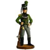 Солдатик оловянный Наполеоновские войны Унтер-офицер Королевского...