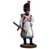 Солдатик оловянный Наполеоновские войны Сапёр 2-го пехотного...